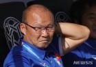 박항서의 베트남, 예멘을 상대로 2-0 승리…16강 진출은 미정