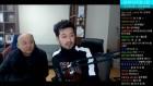 """주호민(주펄), 침착맨(이말년) 방송서 온라인 사인회 개최…""""'신과함께' 덕춘이-진기한 변호사에 침착맨까지"""""""