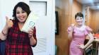 '핑거루트 다이어트' 홍지민, 30kg 감량 전후 모습 '화제'…그의 특별한 비법은 무엇?