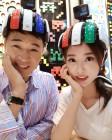 '김종민♥' 황미나 기상캐스터, 따라쟁이 커플의 일상…'두 사람의 나이차이부터 공개열애까지'