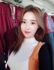 '김종민♥' 황미나, 인스타그램속 단아한 미모…'둘의 나이 차이는?'