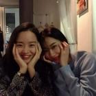 """영화 '검사외전' 신혜선, 과거 나인뮤지스(9muses) 경리와 함께한 사진 눈길…""""누가 더 이쁘지?"""""""