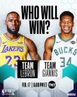 2019 NBA 올스타전, 팀 르브론-팀 야니스 맞대결로 관심…선발 명단과 중계 채널은?