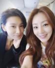 김서형-오나라, 훈훈함 폭발하는 투 샷…'쓰앵님과 천년줌 찐찐'
