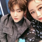 함소원♥진화, 선남선녀 부부의 다정한 일상…'18살 나이 차이 무색해'
