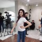 '진화♥' 함소원, 출산 후 근황 살펴보니…'40대 나이 믿기지 않아'