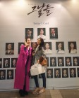 """'이필모♥' 서수연, 이병헌 동생 이지안(이은희)과 함께 뮤지컬 '그날들' 관람 인증샷 공개 """"지안 언니랑"""""""