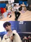 중국판 '프로듀스 101' 출신 위밍준, 방탄소년단(BTS) 지민 열성 팬 인증