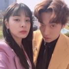 '특별근로감독관 조장풍' 설인아, 이상이와 함께 다정한 투샷 ''개나리와 벚꽃''