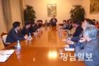 김병내 남구청장 방북…지자체 교류 시동