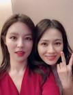 조수애, 손예진과 자매라해도 믿을 쌍둥이 미모 '실물 이정도?'