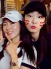 이상화 김연아와 함께..이렇게 장난스러운 모습이?