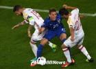 UEFA, 스페인-크로아티아 예상 선발라인업 공개