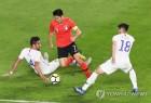 한국축구 9월 피파랭킹 55위…아시아 4번째