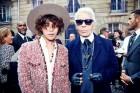 '패션계 큰별' 칼 라거펠트 사망, 누구?…#지드래곤과 친분 #샤넬의 아이콘