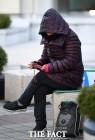 서울 아침기온 2도, 일부지역 영하의 날씨 쌀쌀