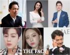 이지애♥김정근, 둘째 소식부터 김병옥·안재욱 음주운전까지