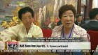 Separated families fromt the two Koreas share memories of the past during their group reunion