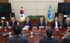 노영민 비서실장, 남북공동선언 이행추진위 회의 첫 주재