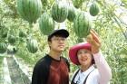 청년농부 아내와 인디가수 남편의 '찰떡궁합'