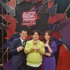 "2018 MAMA 신아영, MC인증샷…""내가 너무나도 좋아하는 두 분"""