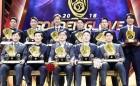 '정규리그 1위' 두산, 골든글러브 수상자 수도 1위