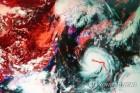 중형급 태풍 '솔릭' 북상 중…22일 제주·23일 군산 영향권