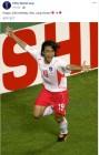 """FIFA, 안정환 생일 축하 메시지… 해외 누리꾼 """"심판이 지배한 월드컵"""""""