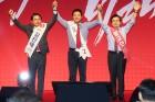 한국당 전대 D-5, 당권주자 3인 3색 승부수와 리스크