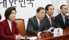 한국당 손혜원-김정숙 여사 연계에 靑 '발끈'