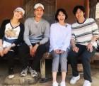"""멤버들과 함께한 훈훈한 인증샷 눈길 """"구본승의 미소가 시선강탈 이유는?"""""""