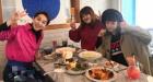 """김호영, EXID 혜린-이국주와 먹방 인증? """"오빠 말 잘 듣는 동생들"""" 사연의 내막은"""