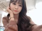김수현 아나운서, 청순한 미모의 끝판을 보여준 한 장의 사진