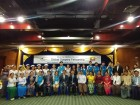 신한은행, 미얀마 해외 의료교육 캠프 봉사활동
