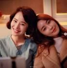 불타는 청춘 강경헌, 정유미와 다정샷…'누가 누가 예쁜가?'