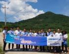 더불어민주당 부안지역청년위원회 산불예방 및 환경보호 캠페인 전개