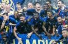 '월드컵 특수' 피파랭킹 프랑스 1위-벨기에 2위, 독일 15위-아르헨티나 11위... 급상승 일본 한국 역전