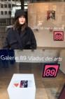구혜선, 파리 전시회 수익금 한국미술협회에 전액 기부 '25점 모두 판매'
