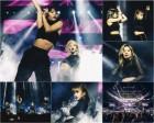 '뮤직뱅크 인 홍콩' 트와이스, 태민 'MOVE' 커버... '강렬X몽환' 블랙 섹시
