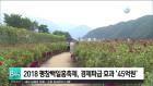 2018평창백일홍축제, 경제파급 효과 '45억원'