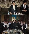차주혁, 활동 중단에 퇴출까지 이른 유흥주점 술자리 사진 화제