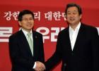 '김무성·홍준표·황교안' 보수 대표주자들의 추석 몸 풀기