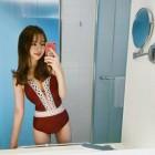 """김정훈♥김진아, """"1일이라고 말한다 그럼?""""...남심 사로잡은 그녀의 SNS 들여다보니?"""