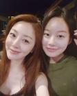 'SKY(스카이)캐슬' 오나라 박유나, 친자매 케미 흐르는 한 장의 사진