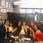 이휘재 아내 문정원, '아내의 맛' 팀과 훈훈한 생일 파티