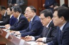 """홍남기 """"세계 최초 5G 상용화, 올해 3조원 투자 전망"""""""