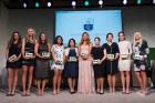 2018 LPGA 투어 첫 승 수상자 'Rolex First time winner' 10인 한자리에