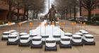 미 조지 메이슨대학, 자율배송 로봇 서비스 개시