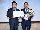 하나은행 대상 수상…스포츠 발전 공헌
