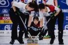 컬링 여자국가대표, 세계선수권대회 독일 꺾고 순위 2위